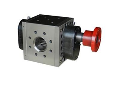 双轴驱动齿轮泵