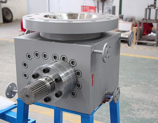 新型熔体泵