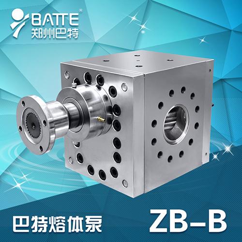 ZB-B标准熔体泵系列