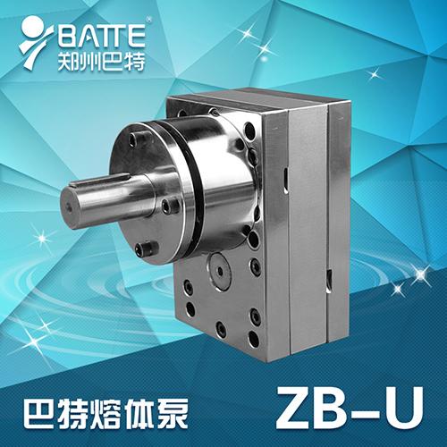 ZB-U纺丝泵(计量泵)